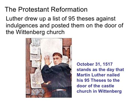 october 31 1517 paperback martin luther and the day that changed the world books protestant reformation