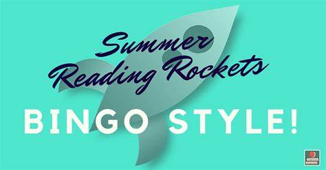 when does the summer reading challenge end read like a rock summer reading bingo freebie printable