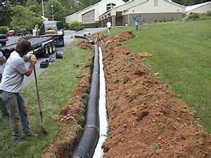 about yard drainage