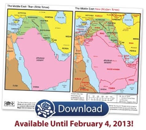 middle east map then and now pin by trish corlew on messianic