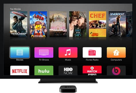New Apple Tv apple plans to debut new apple tv in september with touch based remote app store mac rumors