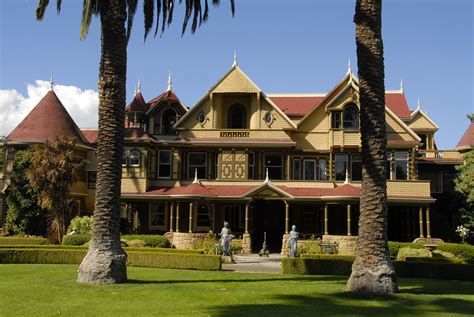 winchester house a new room has been discovered in the winchester mystery house architectural digest