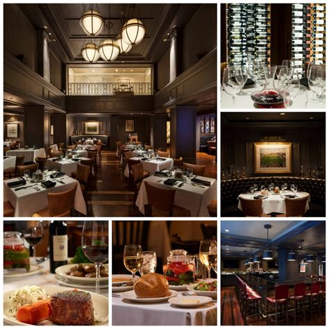 Bobs Steak And Chop House by Omni Berkshire Place Packages Offers The Ultimate