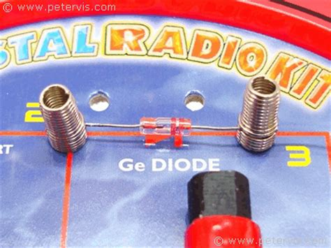 how germanium diodes work radio kit diode