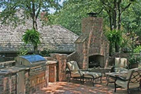 backyard brick grill backyard brick barbeques dig this design
