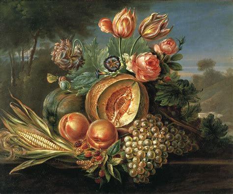 still artists still fruit paintings