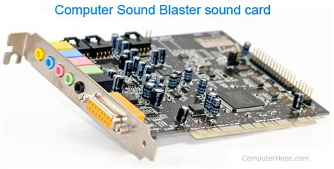 how to make a sound card what is a sound card