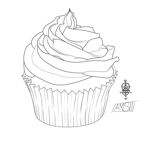 printable coloring pages cupcakes free printable cupcake coloring pages for kids
