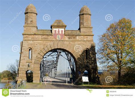 santander bank harburg bridge harburg royalty free stock image image 29020646
