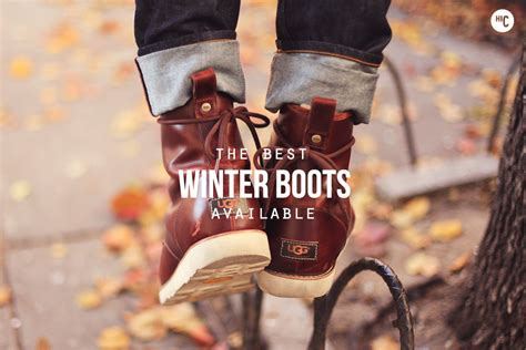 best boots for winter out in the cold the 12 best winter boots hiconsumption