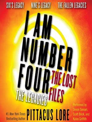 Secret Histories Pittacus Lore S lorien legacies the lost files series 183 overdrive