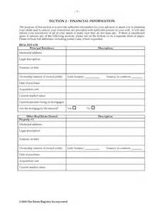 estate planning template canada estate planning questionnaire forms and