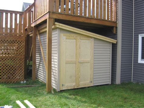 Shed On Decking by Shed Deck 3 Built Patio Deck Newsonair Org