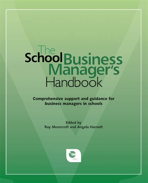 manager s handbook the books the school business manager s handbook optimus education