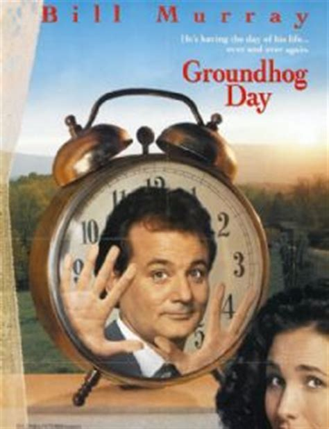 groundhog day quotes nancy groundhog day 1993 cast and crew trivia quotes photos