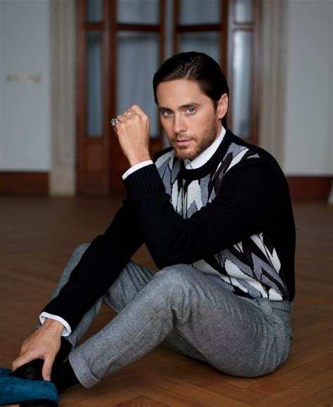 jared leto jared leto talks heath ledger hollywood not having a gay