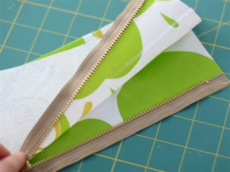 cara membuat zipper pencil case 8 best sewing tips images on pinterest sewing tutorials