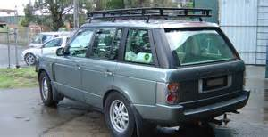 range rover roof racks