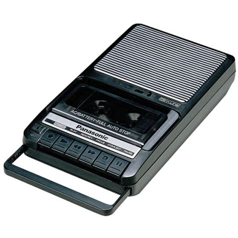 cassette recorders panasonic rq 2102 portable cassette recorder rq 2102 b h photo