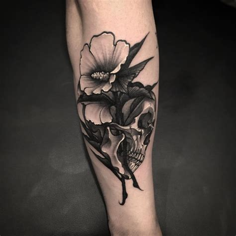 gothic flower tattoo designs 20 designs ideas design trends premium