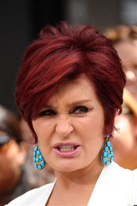 back view of sharon osbourne haircut best 25 sharon osbourne hairstyles ideas on pinterest
