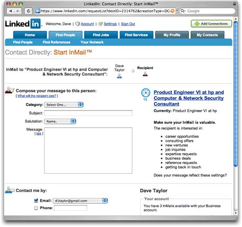 How To Search For On Linked In How To Find A And Connect With Others Using Linkedin
