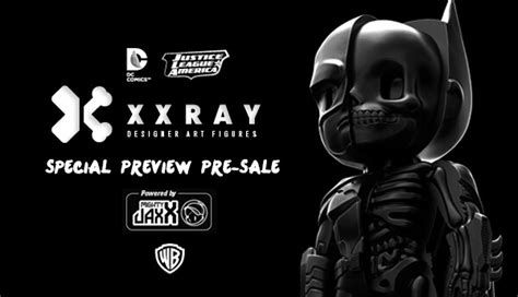 Mightyjaxx Xxray Deathstroke By Jason Freeny dc comics justice league xxray by jason freeny x mighty