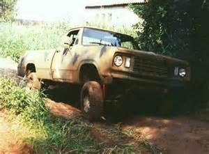 1977 Dodge W200 Specs 187 My Dodge W200 M880 1977 Project