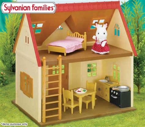 sylvanian families starter house set crazy sales
