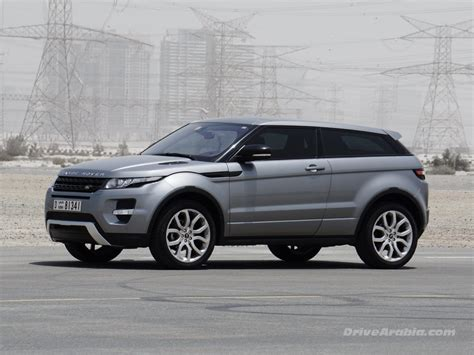 land rover evoque 2013 2013 land rover range rover evoque coupe drive arabia