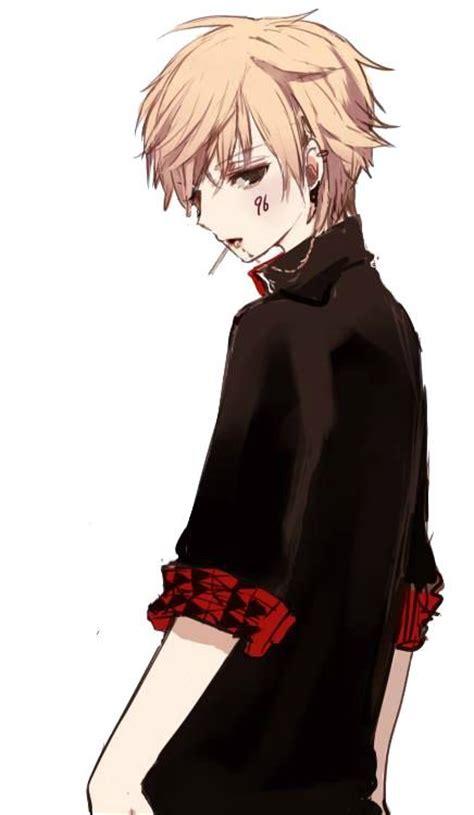 anime boy cool go go 96neko he s cool just like valshe people say he