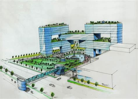 building concept office building design concepts