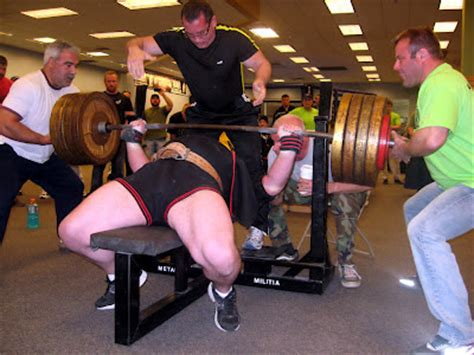 greg kovacs bench press international powerlifting association ipa news videos