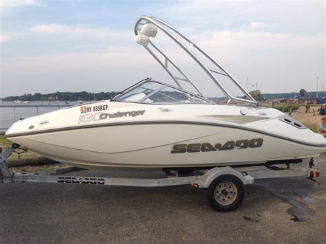 2008 sea doo challenger 180 for sale sea doo challenger 180 2008 for sale for 12 500 boats