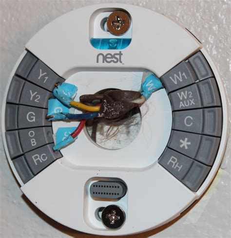 nest thermostat 3rd generation wiring diagram nest