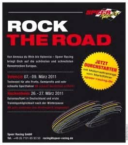 Motorrad Renntraining F R Anf Nger by Speer Racing Auftakttraining Hockenheim Und Aragon