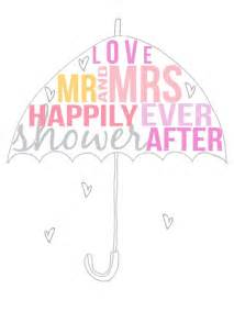 umbrella wedding shower let s get married