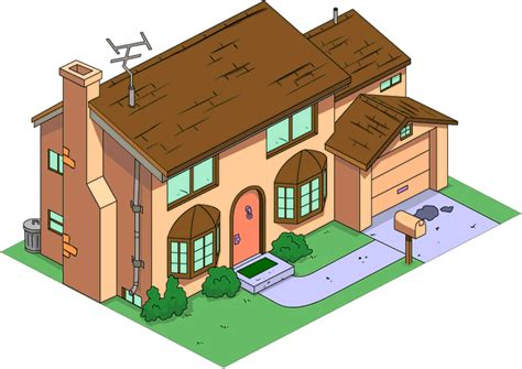 house wikia simpson house the simpsons tapped out wiki fandom powered by wikia