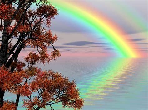 regenbogen le der regenbogen gedicht johann michael friedrich r 252 ckert