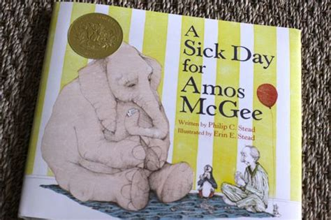 a sick day for amos mcgee books book of the week a sick day for amos mcgee design