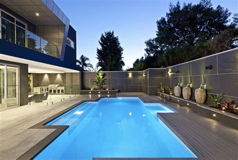 modern pools caulfield courtyard pool