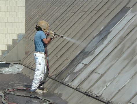 Abrasive & Sand Blasting Services   Martin Painting & Coating