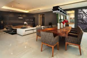 Kitchen Dining Room Living Room Open Floor Plan by Open Plan Living Room Design Ideas Photos Amp Inspiration