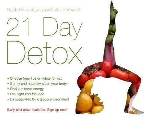 21 Day Mind Detox by Reinvent Yourself 21 Day Detox Find Your Balance With