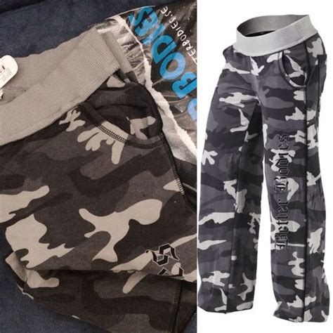 better bodies camo check out the new better bodies camo soft pant featuring