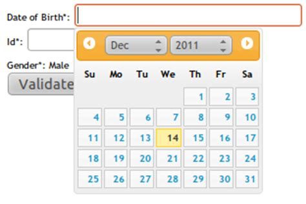 javascript date format validation regex date of birth validation in javascript using regular