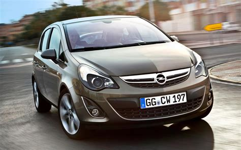 test drive the car opel corsa wallpapers and images