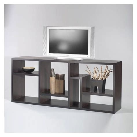 stewart bookcase tv stand in coffee 7154120