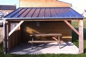 bac acier toiture