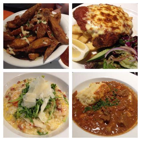australian comfort food maloney s hotel sydney on australia day sydney